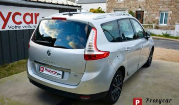 RENAULT Grand Scenic III Bose 1.6 DCI 130cv complet