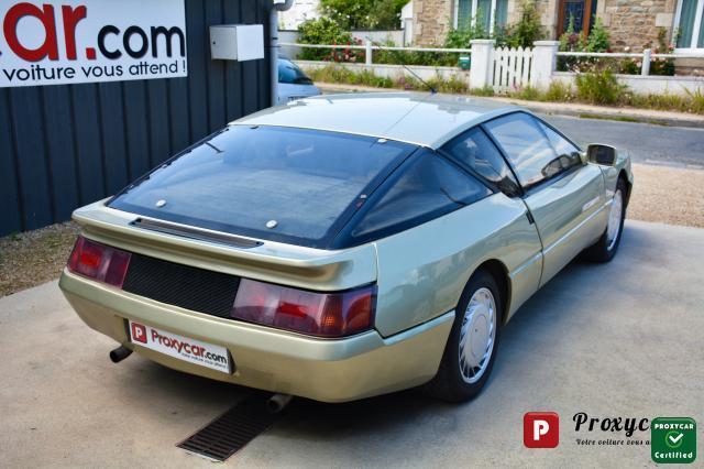 RENAULT ALPINE GTA V6 160CV D500 complet