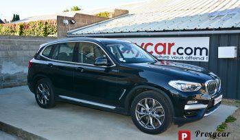 BMW X3 X-line 2.0 D 190cv Boite Auto complet