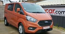 FORD Transit Custom Cabine Approfondie 6 places 2.0 D 130cv