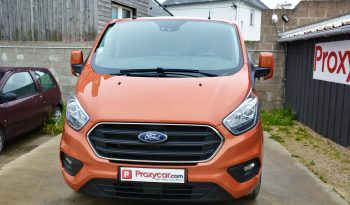 FORD Transit Custom Cabine Approfondie 6 places 2.0 D 130cv complet
