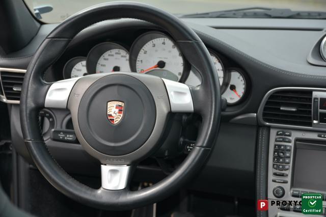 PORSCHE 911 TARGA 4S complet
