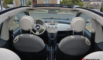 FIAT 500C Cabriolet 1.3 mjtd 75cv complet