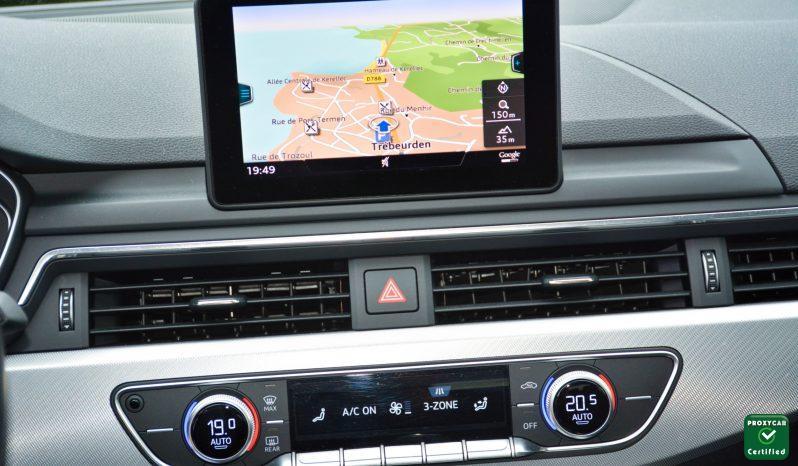 AUDI A4 Design 2.0 TDI 150cv Gris Clair 20800 Km complet